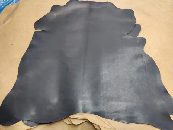 Full Chrome goat Crust Leather
